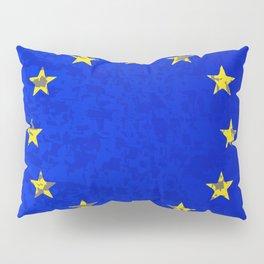 EU Flag Pillow Sham