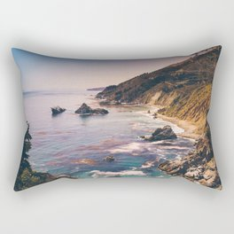 Big Sur Pacific Coast Highway Rectangular Pillow