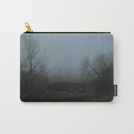 I Love when the Clouds Come to Live with Us Carry-All Pouch