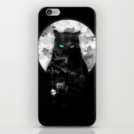 night watch iPhone Skin