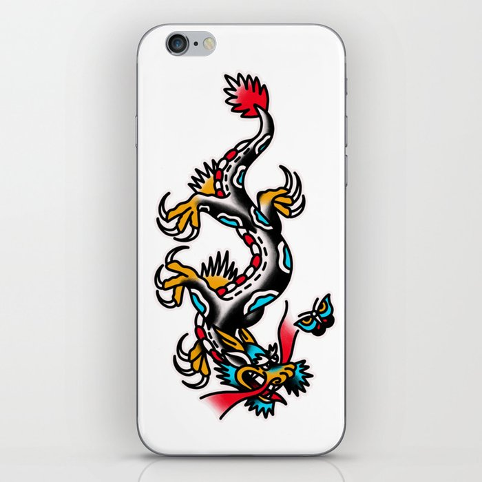 Bubbles Dragon iphone case