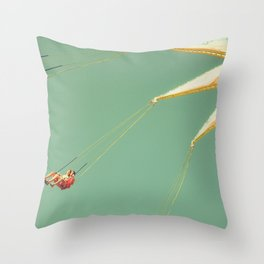 Steadier Footing Throw Pillow