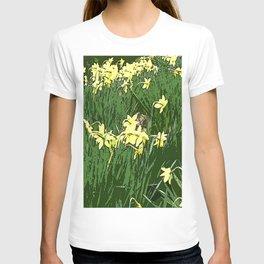 Daffodil Field T-shirt