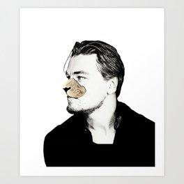 Lionardo Art Print