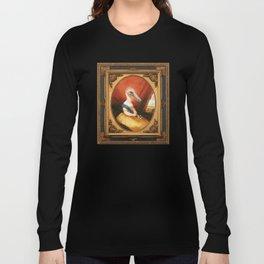 Framed Baby Buitreraptor Long Sleeve T-shirt