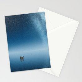 Milky Way Stationery Cards