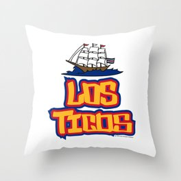 Costa Rica Los Ticos ~Group E~ Throw Pillow