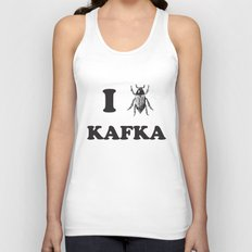 Kafka Unisex Tank Top
