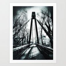 | Never-ending No. 37 - The geometric cry | Art Print