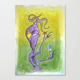 Reduce Canvas Print