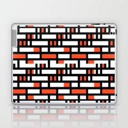 Linear Sequence Pattern Design Laptop & iPad Skin