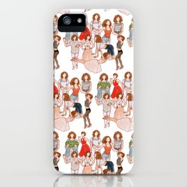 Dirty Dancing - New version iPhone Case