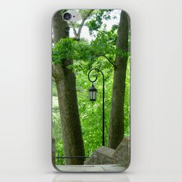 Lamppost Founders iPhone Skin