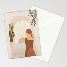 Clarity comes from Action Stationery Cards