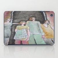 war iPad Cases featuring  war  by helendeer