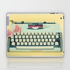 The Typewriter Laptop & iPad Skin