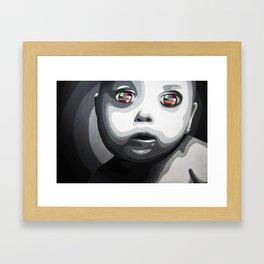 Humedia Framed Art Print
