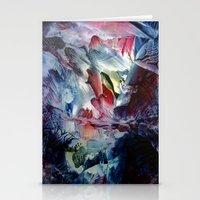 angel Stationery Cards featuring Angel  by ART de Luna