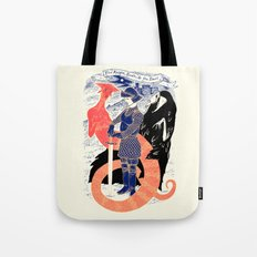 The Knight, Death, & the Devil Tote Bag
