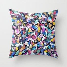 Prism 10 Throw Pillow