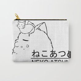 Studio Atsume Carry-All Pouch