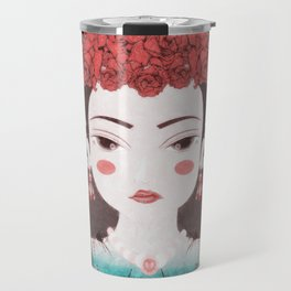 Mexican eyes II Travel Mug