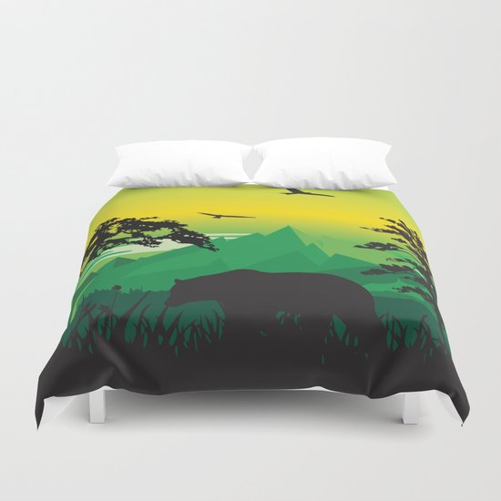 My Nature Collection No. 43 Duvet Cover