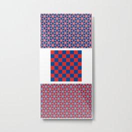 CHESS - Towels & more Metal Print