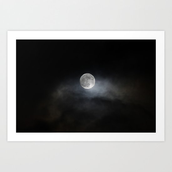 Light of the Night Art Print