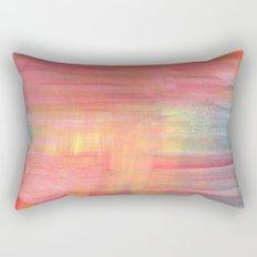 Sunset Background Rectangular Pillow