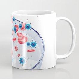Health research Coffee Mug