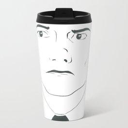 Dick York Classic Metal Travel Mug