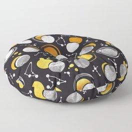 Great Total Solar Eclipse Floor Pillow