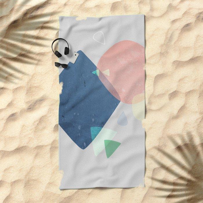 Graphic 179 Beach Towel