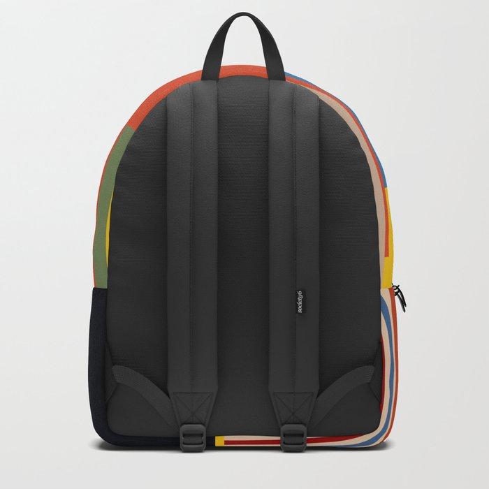 BAUHAUS RISING Backpack