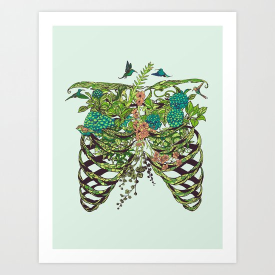 Daydreamer Art Print