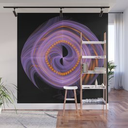 Electric Eye Wall Mural