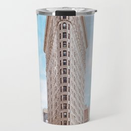 Flatiron Building New York Travel Mug