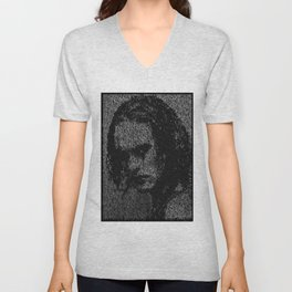 Eric Draven: The Crow Unisex V-Neck