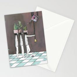 wait your turn Stationery Cards