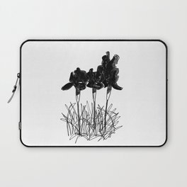 Dark Iris Laptop Sleeve