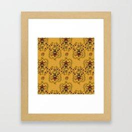 Gorgon-Prince Framed Art Print