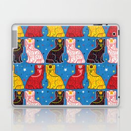 staffordshire dogs Laptop & iPad Skin