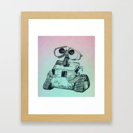 IRobot-e Framed Art Print