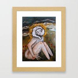 Primal Calling Framed Art Print