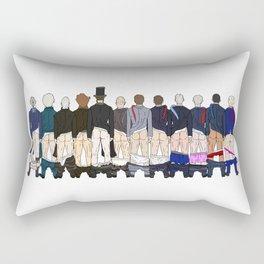 President Butts LV Rectangular Pillow