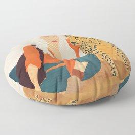 Into The Wild II Floor Pillow