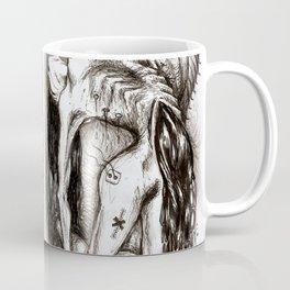 Alien Sex Fiend Coffee Mug