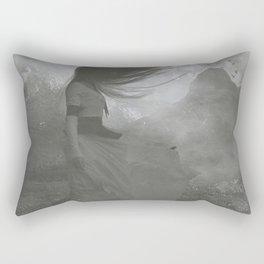 Lost Rectangular Pillow