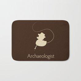 Archaeologist Bath Mat
